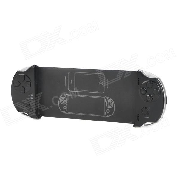 Rii G01 Bluetooth Ergonomic Game Controller for Iphone 4 / 4S / Ipod Touch - Black