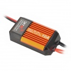 SKYRC SK-600049 2S 10A Linear Voltage Regulator - Orange + Black + Red