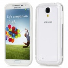 Simple Protective ABS Bumper Frame for Samsung i9500 - White
