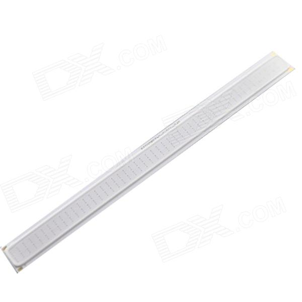 20W 1000lm 460nm Blue Light COB LED Strip - Silver (DC 12 ~ 14V / 170 x 15mm)