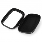 Bike Protective Water Resistant Bag w/ Mounting Holder for Samsung Galaxy S4 i9500 - Black