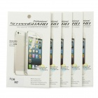 Protective Clear Screen Protector Film Guard for HTC One M7 - Transparent (5 PCS)