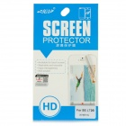 Protective Clear Screen Protector Film Guard for Sony LT26i - Transparent