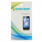 Protective Clear Screen Protector Film Guard for Sony LT25i - Transparent