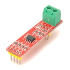 MAX485 TTL para RS485 Adapter Module for singlechip - Red