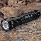 Ultrafire WF-501B XR-E G2 150lm Green LED Flashlight (1*18650/2*CR123A)