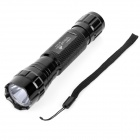 Ultrafire WF-501B CREE XR-E G2 150lm Green LED Flashlight (1*18650/2*CR123A)