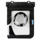 T-018M 20 Meters Waterproof Protective TPU Bag Case for Camera - Black