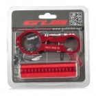 GUB 328 Aluminum Alloy Bicycle Mount Expansion Holder - Red