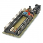 SC51 SCM Minimum System Development Board - Black + Dark Green
