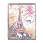 ENKAY British Style Protective PU Leather Case for Ipad 2 / 4 / The New Ipad - Incanus