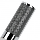 ShenDing LD8008-A13 Temperature Sensor RGB Light Changing LED Handheld Shower Head - Silver