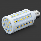 TOHDA E27 10W 900lm 3500K 60-SMD 5050 LED Warm White Corn Shaped Lamp (220V)