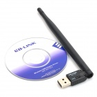 LB-LINK Mini 150Mbps IEEE802.11b/g/n USB 2.0 Wireless Wi-Fi Adapter w/ 5dBi Gain Antenna