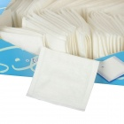 Malian MLA-813 Soft Cosmetic Cotton Facial Remover Pad - White (80PCS)