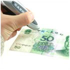 Electronic Money Checker with UV LED