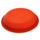 Round Shape Pizza / Wheat Cake Silicone Maker DIY Silicone Mold Tray - Red