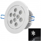 TOHDA THD-009 9W 700lm 6500K 9-LED White Ceiling Light (110~240V)