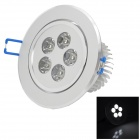 TOHDA THD-005 5W 400lm 6500K 5-LED White Ceiling Light (110~240V)