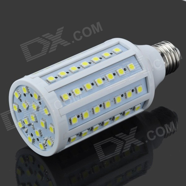TH-LEDJN-15 E27 15W 1100lm 6500K 84-SMD 5050 LED White Corn Shaped Lamp (220V) ручка raco телескопическая длина 1 5 2 4 м