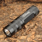 Brinyte M73 140LM White Mini Flashlight w/ Cree XP-G R5 - Black (1 x 16340)