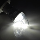 YouOkLight E14 3W 280lm 6500K 3-LED branco frio Candlelight