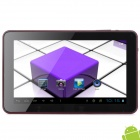 "KB901 9"" Capacitive Screen Android 4.0 Tablet PC w/ TF / Wi-Fi / Camera / G-Sensor - Red + Black"