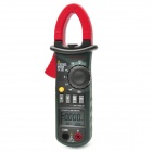 "MASTECH MS2208 1.5"" LCD Harmonic Power Clamp Meter Tester Multimeter - Deep Green + Red + Deep grey"