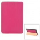 Fashionable Protective PU Leather Case for Ipad MINI - Purple