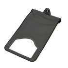 Tteoobl T-06C Protective TPU Waterproof Bag for Cell Phone - Black