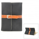 Stylish Classic PU Leather Case for Ipad MINI - Black
