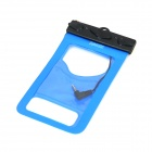 Tteoobl R-13B Protective TPU Waterproof Bag for Cell Phone - Blue