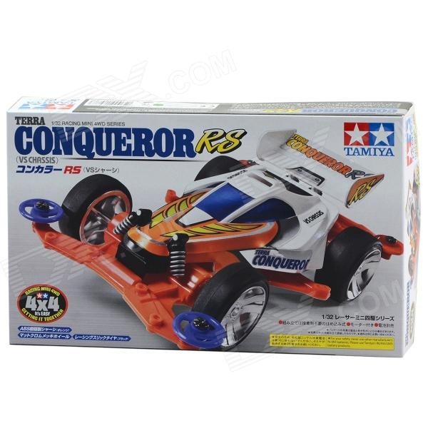 tamiya 18078 conqueror rs vs chassis 1 32 racing mini. Black Bedroom Furniture Sets. Home Design Ideas