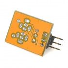 Meeeno DS18B20 Digital Temperature Sensor Module - Orange + Black