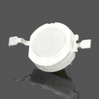 LWJ-327B 3W 200lm 3500K Warm White Light LED Emitter - White (50 PCS / 3.0~3.6V)