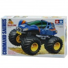 Tamiya 17012 Dash-CBW Command Saurus 1/32 Wild Mini 4wd Series No.12