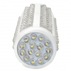 SENCART B22 8W 882lm 6500K 147-LED White Light Lamp - White (85~265V)