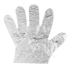 Disposable Plastic Gloves (50 Pairs Per Pack)