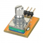 Meeeno MN-EB-ECD11 3-pin Rotating Encoder Module - Orange + Silver