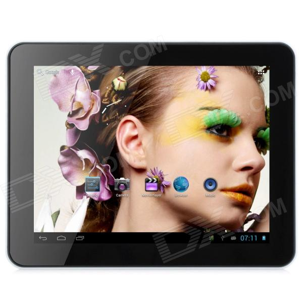 "ViewPad80D 8 ""Kapazitive Android 4.1 Dual Core Tablet PC w / Wi-Fi / Kamera - Weiß"