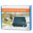 JB-USB1 Multi-Model 1-Channel USB Telephone Recorder - Black