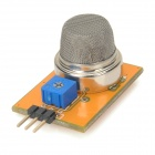 Meeeno MN-EB-MQ2GS Electronic Building Block Smoke Sensor Module - Orange + Silver