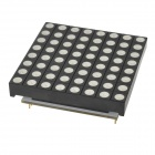Elecfreaks 8 x 8 RGB LED Dot Matrix Module + Expansion Shield Board Kit - White + Black