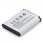 Replacement 3.7V 740mAh Li-ion Battery for Olympus Li-42B / Pentax D-Li63 / Fuji NP-45 - White