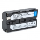 NP-F550 Camcorder Battery for Sony NP-F330 NP-F530 NP-F570 NP-F730 NP-F750 NP-F970 Hi-8