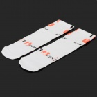 BS-C27-3463 Cotton Men's Socks for Men - White (Free-Size / 7 Pairs)