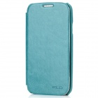 KALAIDENG Protective PU Leather Case for Samsung Galaxy S4 i9500 - Green