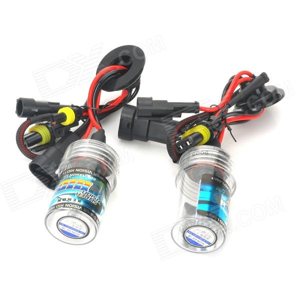 Merdia 9005 35W 8000K 3200lm Blue White Light Car HID Xenon Lamps (DC 12V / 2 PCS)