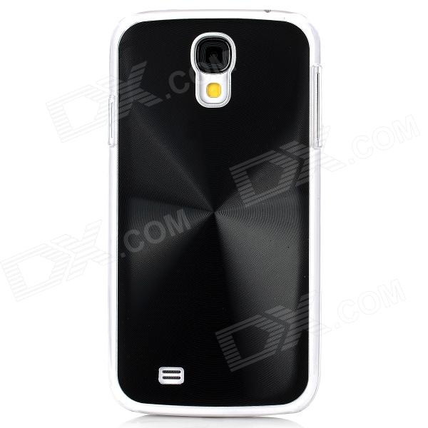 Protective Aluminum Alloy + ABS Back Case for Samsung Galaxy S4 i9500 - Black стоимость