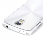 Protective Aluminum Alloy + ABS Back Case for Samsung Galaxy S4 i9500 - Silver